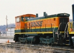 BNSF 3415