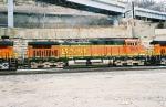 BNSF 5840
