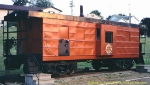 MILW Steel Bay Window Rib Side Caboose