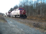 Canadian Pacific 9679 and 9576