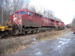 Canadian Pacific 9576 and 9679