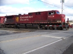 Canadian Pacific 9778