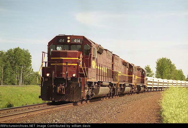 Duluth Missabe & Iron Range Railway