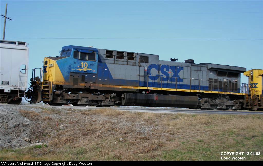 CSX 10