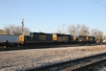 CSX 2240 and mates in Low Yard