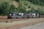 NS 4805 with the transfer out of Mingo
