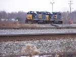 CSX 2544 and 2552