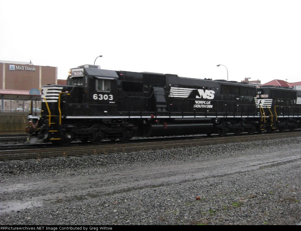 NS SD40E 6303