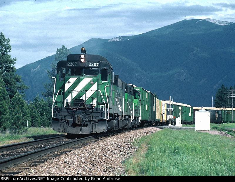 BN 2207 West