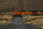 East Whittier Road Crossing
