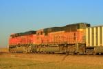 BNSF 6218 west