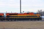KCS 4111 west