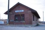 BNSF Glenwood Depot