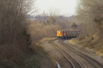 Eastbound Coal load