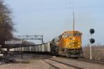 BNSF 8897 east