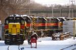 Iowa Interstate Locomotive Shops