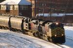 KCS Belle Hopper Train
