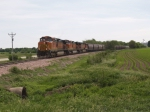 BNSF 4086, BNSF 4482 & one unidentified unit