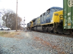 CSX 122 and 673