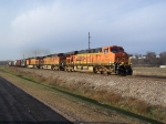 13,200 Horse Power Running Freight to Chicago