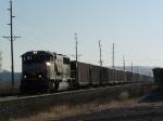 BNSF 9705