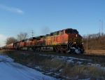 BNSF 4792 Is Yet Another C44-9W Needing New Paint