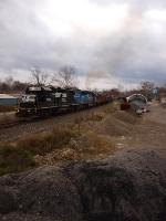 c23 east bound at cp sharpsville