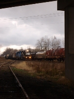 NS C23 Headed east bound at Transfer