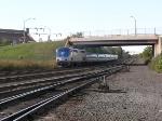 Amtrak Eastbound Maple Leaf