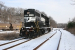 NS 5519 on the old PRR