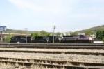 30 T picks up the MBTA unit to head South