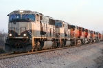BNSF 9752 and 7 sisters/need power?