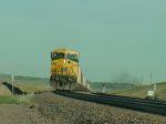 UP Coal train leaving the Basin