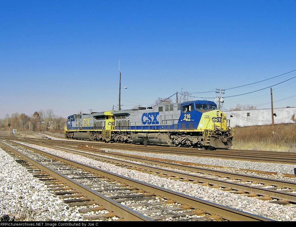 CSX 216