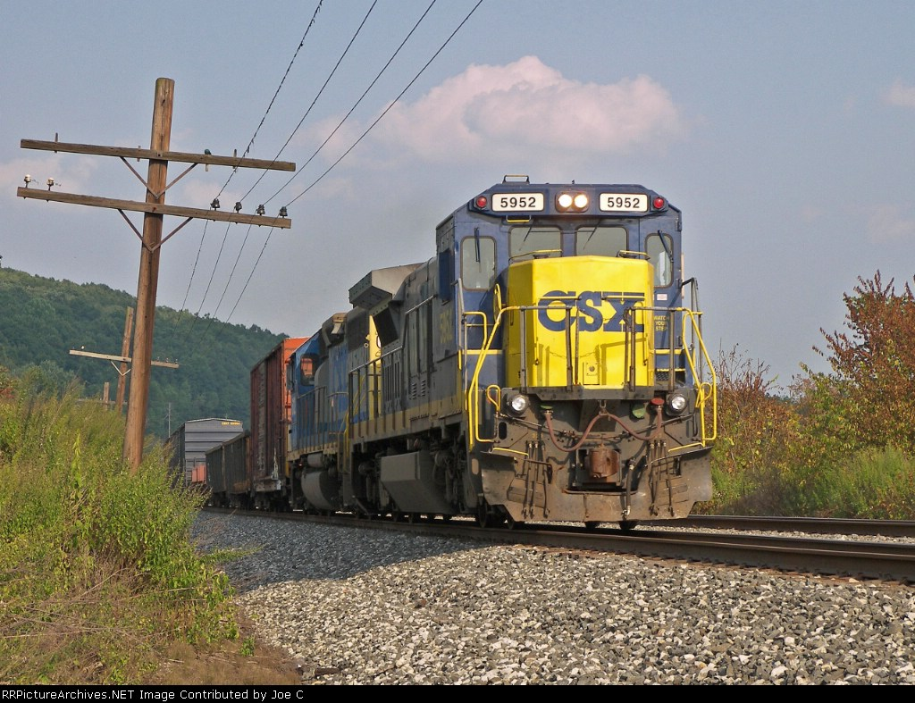 CSX 5952