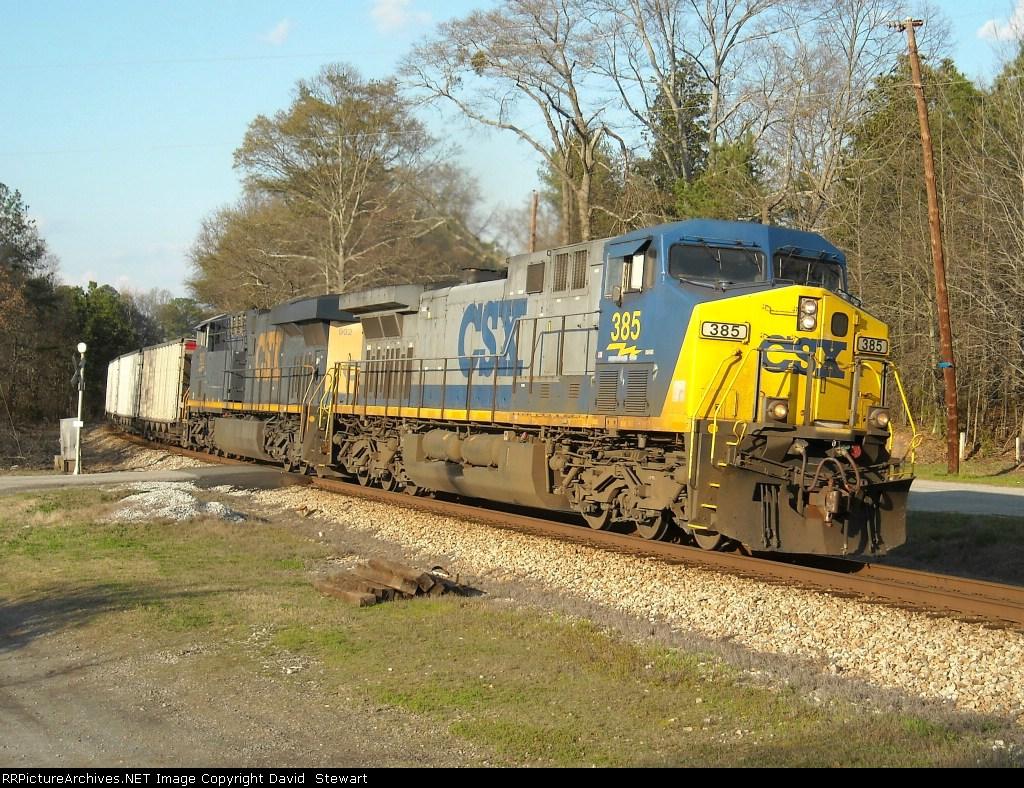 CSXT A&WP Sub Division-N138-