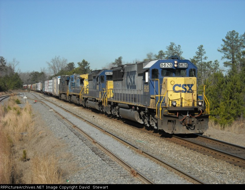 CSXT Fitzgerald Sub Division-Q647-