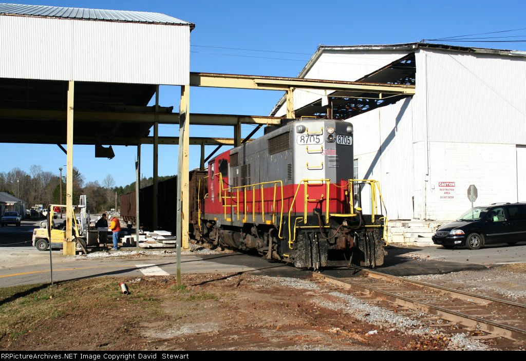 Georgia Northeastern Railroad