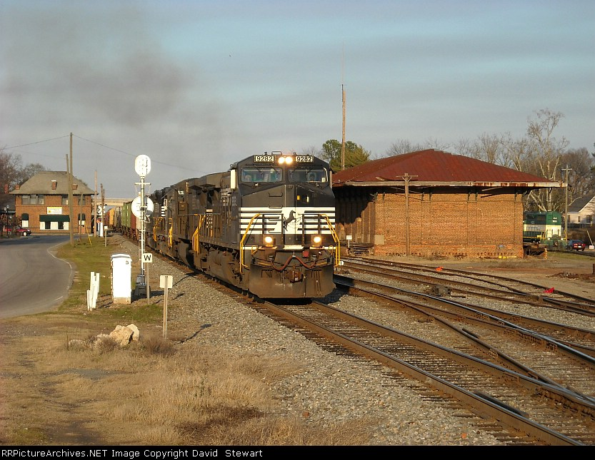 NS Georgia Division Albany District-G29-