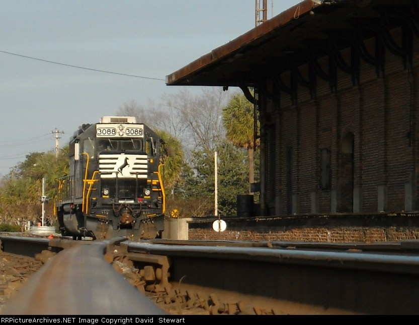 NS Georgia Division Albany District-G73-