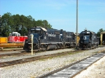 Florida East Coast Railway-Bowden Yard
