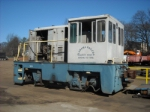 Alabama Railcar GE 25ton