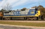 CSX B40-8 5956