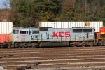 KCS SD70MAC  3924
