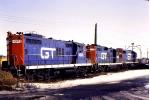 GTW 4543 4443 & 5827
