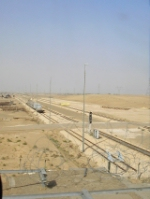 Iraqi Railways Yard at Tikrit