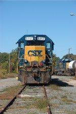 CSX 6117 & 6392
