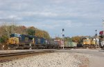CSX F769 and CSX Q491