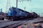 Two CR e/b freights
