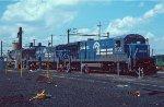 Conrail B36-7's